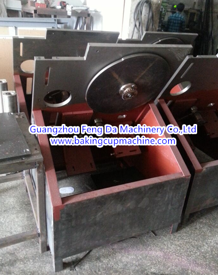 auto cake tray machine