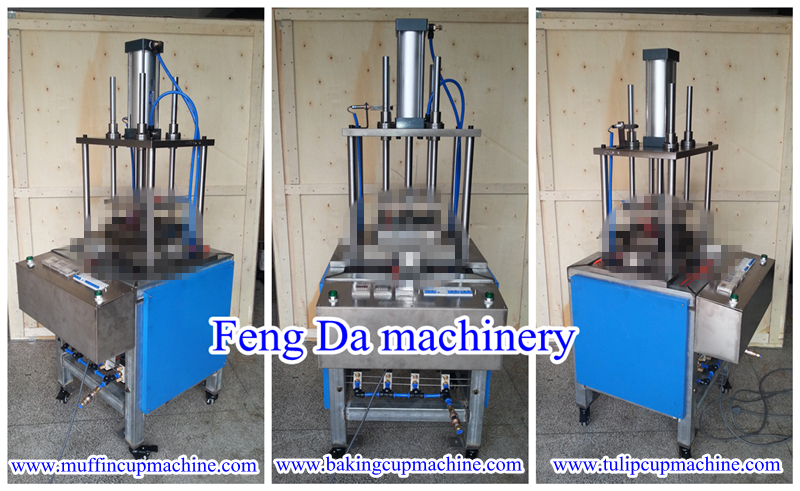 baking mould machine
