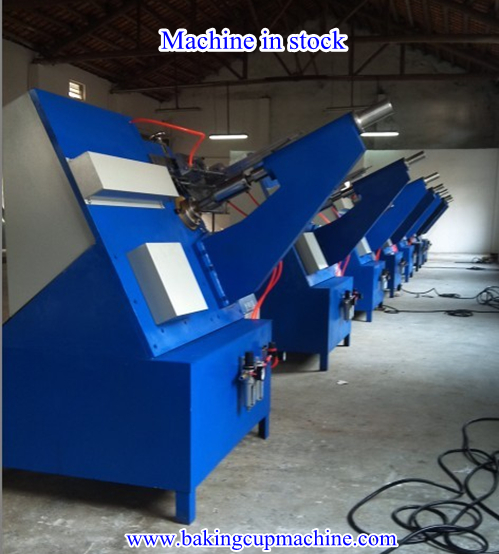 baking cup machine factory