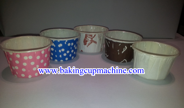 muffin cup machine