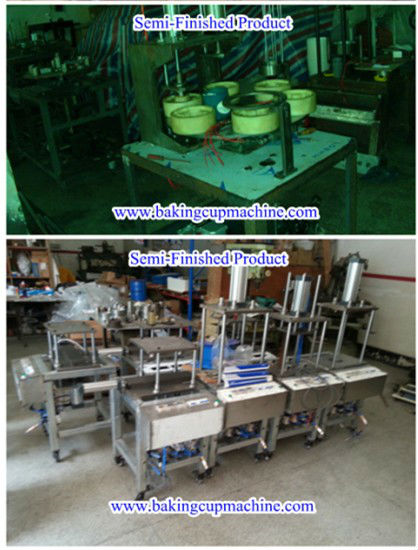 baking cup machine price