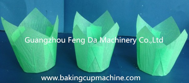 tulip cup machine (2)