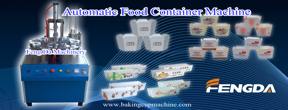 food container machine