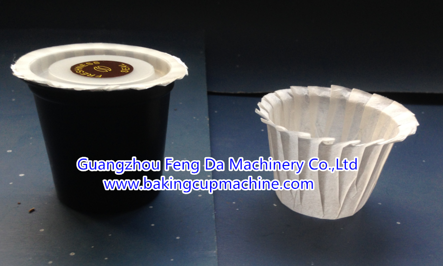 K-cup coffee filter paper1