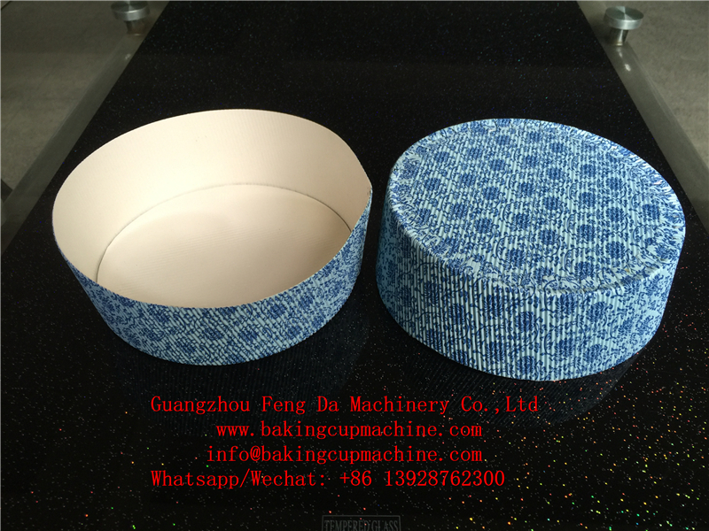 round baking mold machine