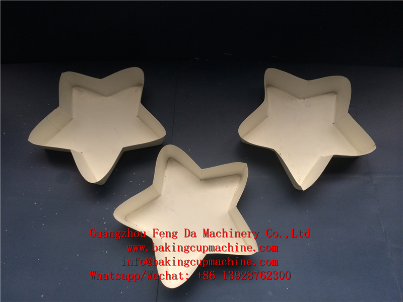 star baking mold