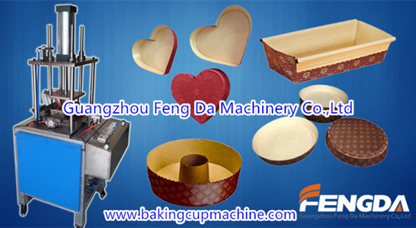baking-mold-machine