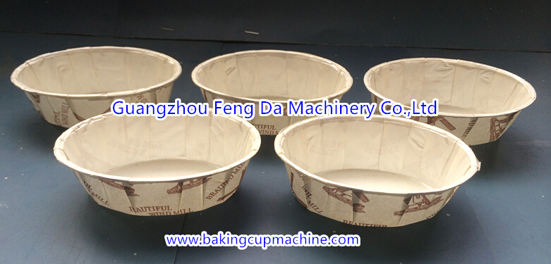 oval baking cup machine (4)