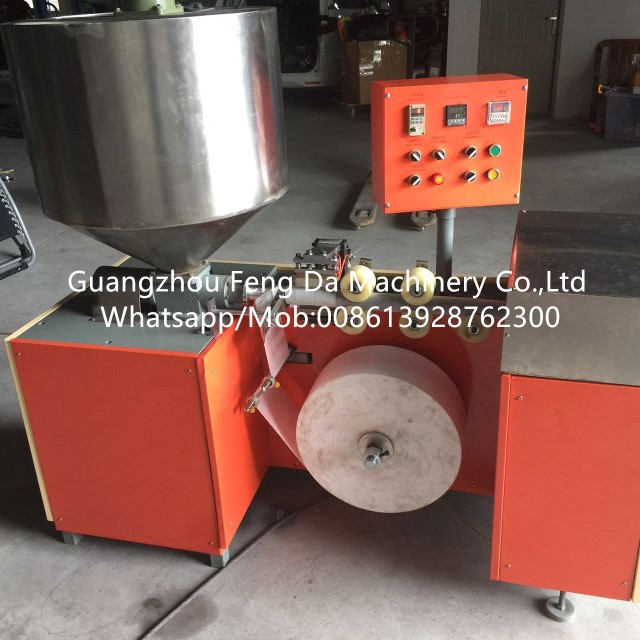nonwoven seedling container machine